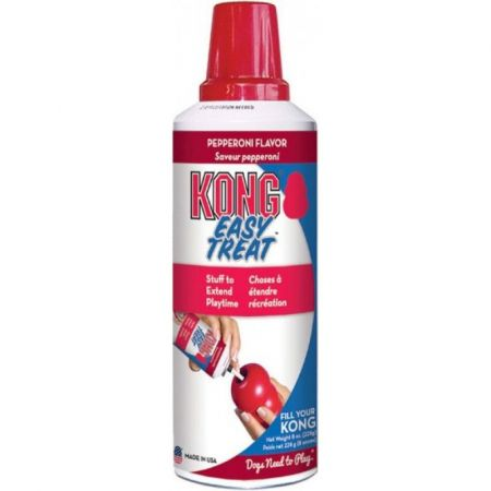 Kong Stuff'n Easy Treat - Pepperoni Recipe