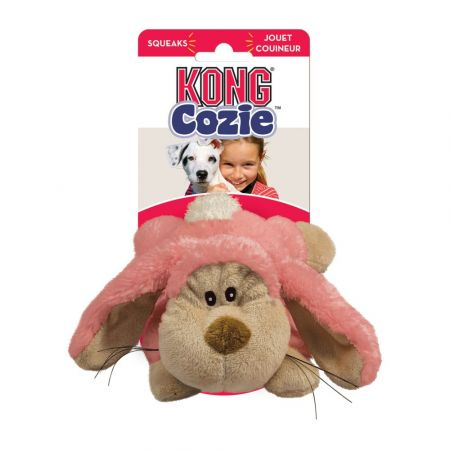 Kong Kong Cozie Plush Toy - Floppy the Bunny