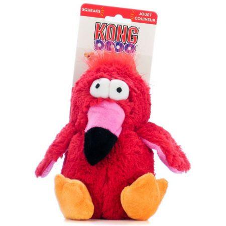 Kong Kong DoDo Birds Plush Dog Toy