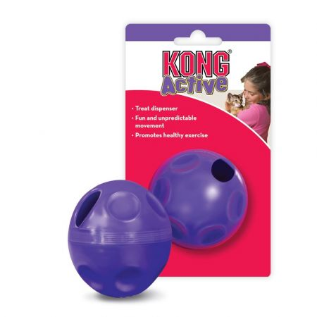 Kong Kong Active Cat Treat Ball