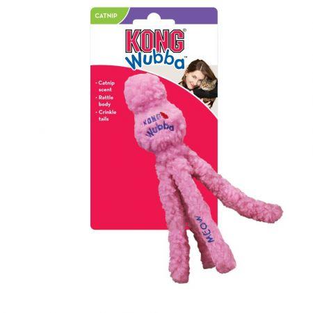Kong Hugga Wubba Cat Toy