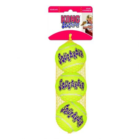 Kong Kong Air Kong Squeakers Tennis Balls