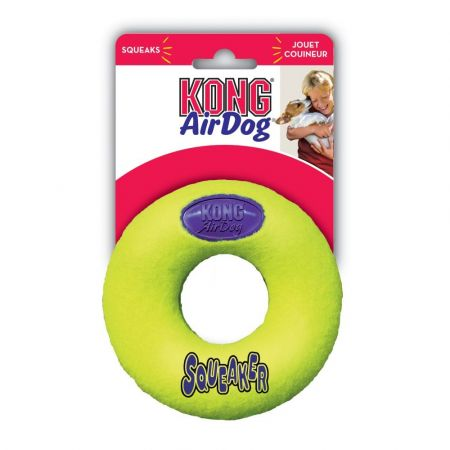 Kong Air Dog Donut Squeaker