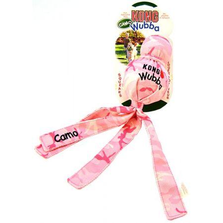 Kong Kong Camo Squeak Wubba Dog Toy