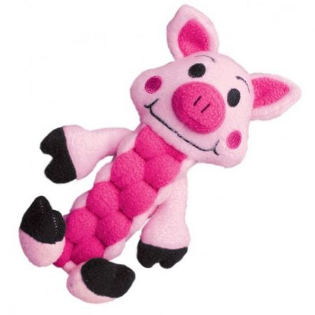 Kong Pudge Braidz - Pig