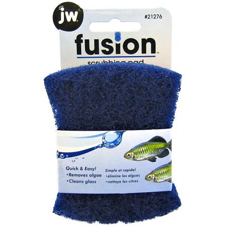 JW Pet JW Fusion Scrubbing Pad - Glass Tanks