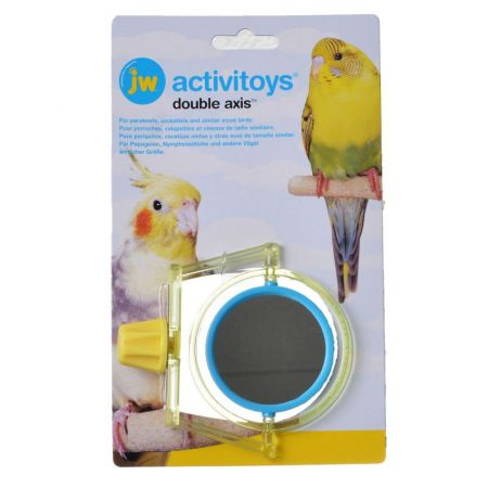 JW Pet JW Insight Double Axis Bird Toy
