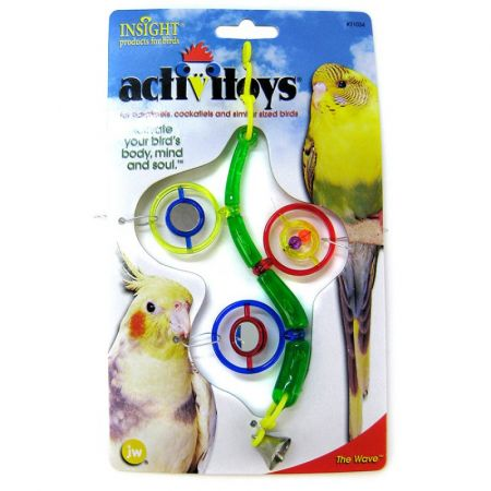 JW Pet JW Insight The Wave Bird Toy