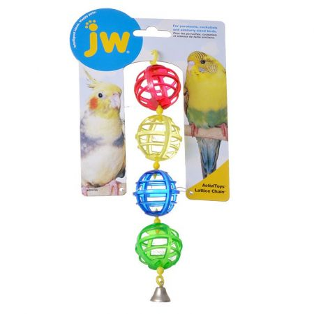 JW Pet JW Insight Lattice Chain Bird Toy