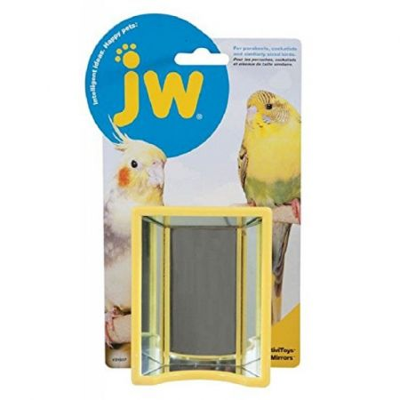 JW Pet JW Insight Hall of Mirrors Bird Toy