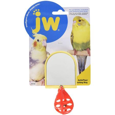JW Pet JW Insight Punching Bag Plastic Bird Toy