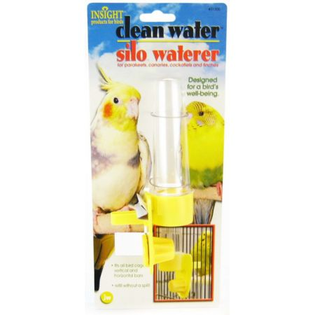 JW Pet JW Insight Clean Water Silo Waterer