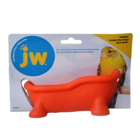 JW Pet JW Insight Inside Cage Bird Bath
