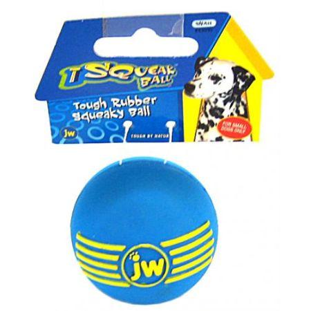 JW Pet JW Pet iSqueak Ball - Rubber Dog Toy