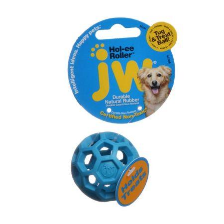 JW Pet JW Pet Hol-ee Roller Rubber Dog Toy - Assorted