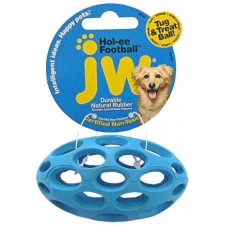 JW Pet JW Pet Hol-ee Football Rubber Dog Toy