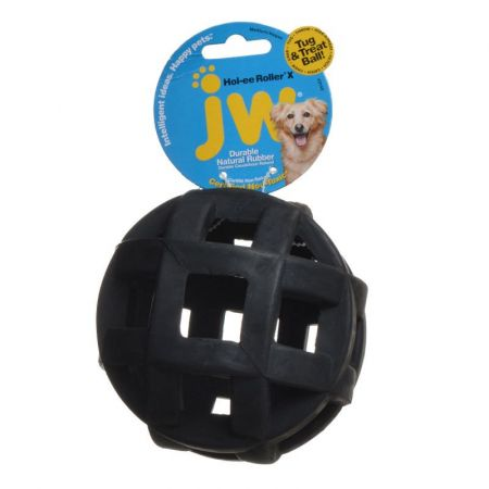 JW Pet JW Pet Hol-ee Mol-ee Extreme Rubber Chew Toy