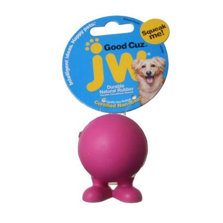 JW Pet JW Pet Good Cuz Rubber Squeaker Dog Toy