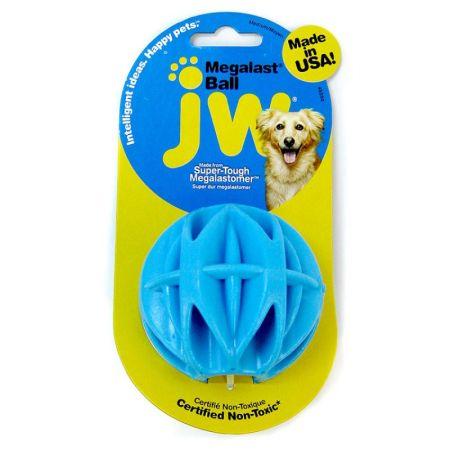 JW Pet JW Pet Megalast Rubber Dog Toy - Ball