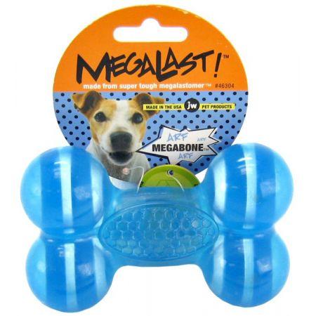 JW Pet JW Pet Megalast Rubber Dog Toy - Bone
