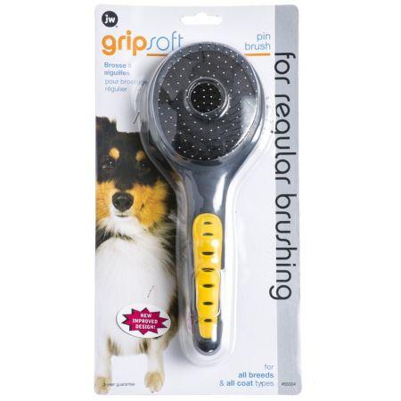 JW Pet JW Gripsoft Pin Brush