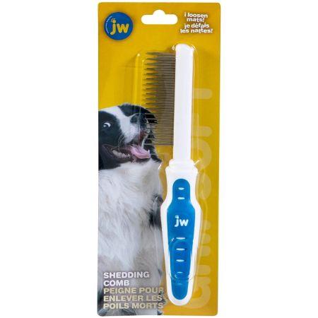 JW Pet JW Gripsoft Shedding Comb