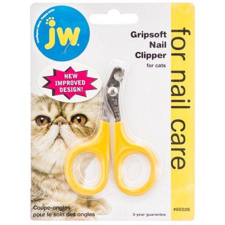 JW Pet JW Gripsoft Cat Nail Clipper
