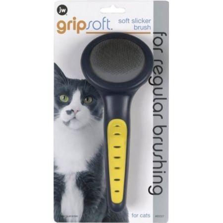 JW Pet JW Gripsoft Cat Slicker Brush
