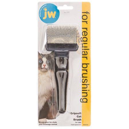JW Pet JW Gripsoft Cat Brush