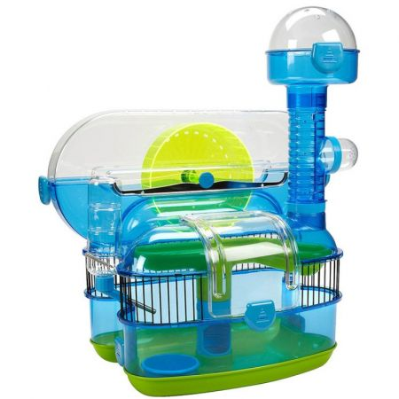 JW Pet JW Roll-A-Coaster Petville Habitat