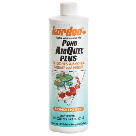 Kordon Kordon Pond AmQuel + Instant Water Detoxifier