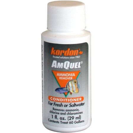 Kordon Kordon AmQuel Ammonia Remover Water Conditioner