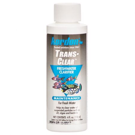 Kordon Kordon Transclear Water Clarifier for FreshWater Aquariums
