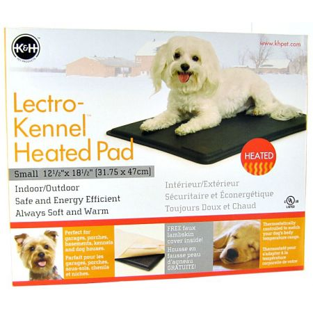 K&H Pet Products K&H Pet Products Lectro Kennel Heating Pad & Cover - Indoor/Outdoor