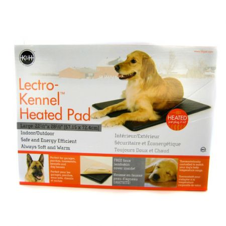 K&H Pet Products Lectro Kennel Heating Pad & Cover - Indoor/Outdoor alternate view 2