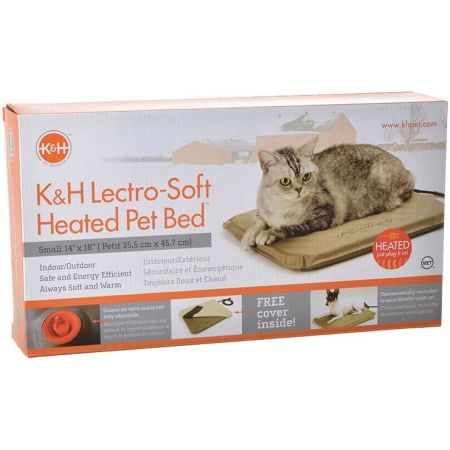 K&H Pet Products K&H Pet Products Lectro Soft Heating Bed - Indoor/Outdoor