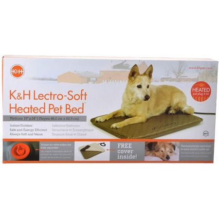 K&H Pet Products Lectro Soft Heating Bed - Indoor/Outdoor alternate view 2