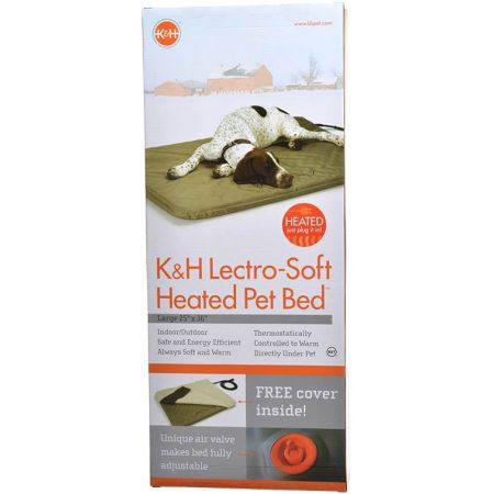 K&H Pet Products Lectro Soft Heating Bed - Indoor/Outdoor alternate view 3