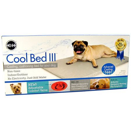 K&H Pet Products K&H Pet Products Cool Bed III with Gray Cushion