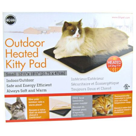 K&H Pet Products Outdoor Heated Kitty Pad alternate view 1