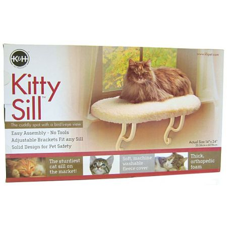 K&H Pet Products K&H Pet Products Kitty Window Sill Bed (Unheated)