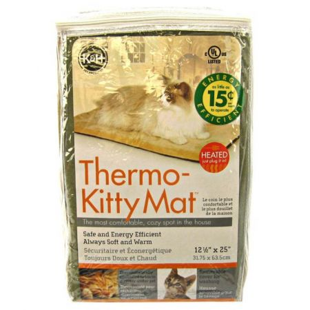 K&H Pet Products K&H Pet Products Thermo-Kitty Mat - Sage