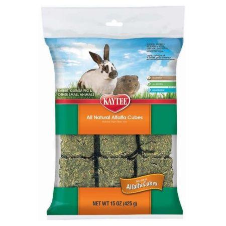 Kaytee Kaytee Natural Alfalfa Cubes
