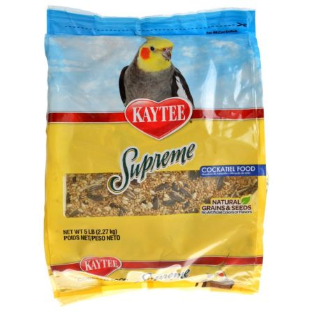 Kaytee Kaytee Supreme Natural Blend Bird Food - Cockatiel