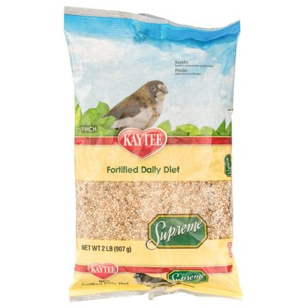 Kaytee Kaytee Supreme Natural Blend Bird Food - Finch