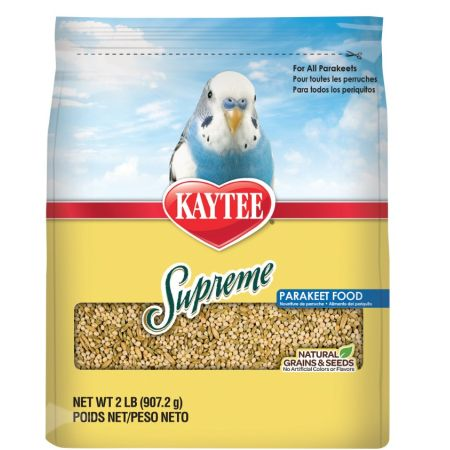 Kaytee Kaytee Supreme Daily Blend Bird Food - Parakeet