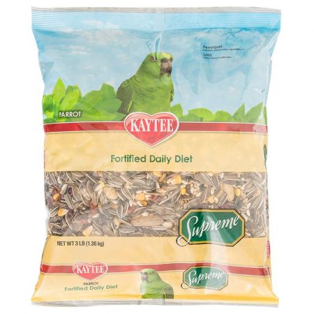 Kaytee Kaytee Supreme Natural Blend Bird Food - Parrot