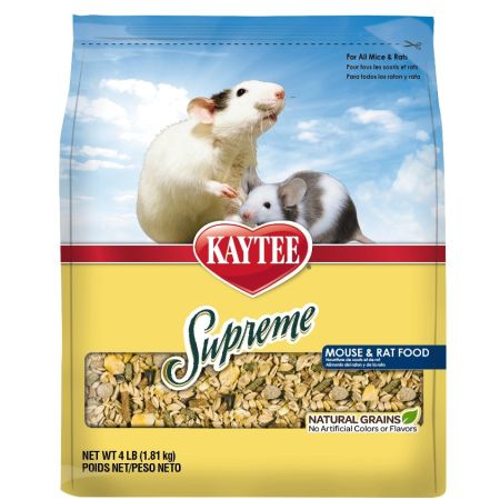 Kaytee Supreme Daily Blend Rat & Mouse Food alternate view 1