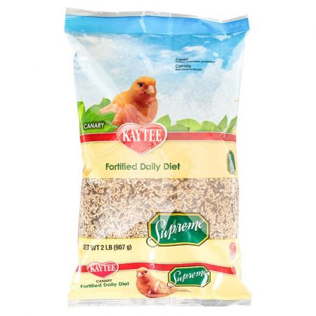 Kaytee Kaytee Supreme Daily Blend Bird Food - Canary
