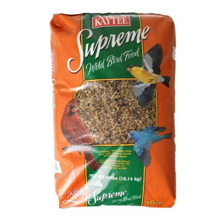Kaytee Kaytee Supreme Wild Bird Food with Sunflower Seeds